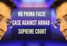 In Arnab's petition, SC raised concern about the MVA Govt's high handedness in the arrest of Arnab Goswami in a two-year-old case of abetment to suicide