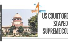 SC has nullified all chances to Devas Multimedia, an accused firm from getting any sort of compensation through US Courts