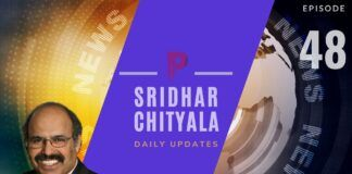 #WeekdaysNewsCapsule #Episode48 Covid cases rise, update on WI, PA, MI, GA and China with Sridhar Chityala