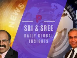 #DailyGlobalInsights #EP61 Nashville, Covid update and Global news update with Sridhar Chityala US Consulate bldg in Baghdad, China & more