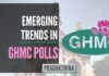 GHMC election had much melodrama - the database wasn't updated, many polling booths were not known and thousands of voters names were deleted