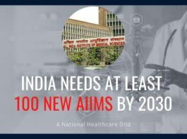It's time for the citizens to call for an urgent revamp to the healthcare sector in India