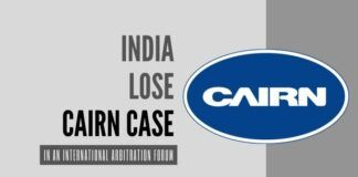 Deliberate errors, internal sabotage ruin India's reputation as it loses the Cairn case in an International Arbitration Forum