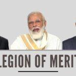 Legion of merit (2)