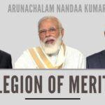 Legion of merit (3)