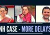 Lawyers for the accused try more delay tactics in the National Herald case