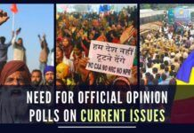 India being a participative democracy, right to protest is guaranteed, subject to reasonable restrictions