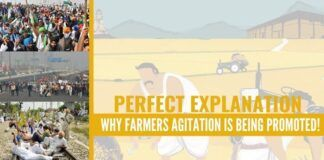 Perfect explanation of why farmers agitation is being promoted!