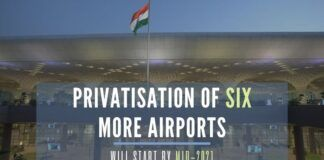GOI divests itself of maintenance of six more airports