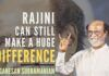 Rajini took a U-Turn by announcing not starting his own party. There are many possible explanations, acceptable or not for his call