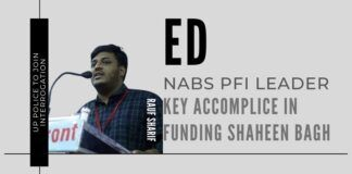 ED nabs a key accomplice, Rauf Sharif, involved in funding the Shaheen Bagh protests while trying to flee the country