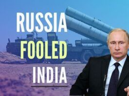 Is it a Heads you win, Tails I lose situation for India vis-à-vis the S-400?