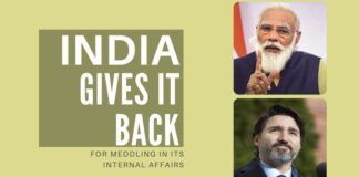 India punches back at Canada for their politicians making statements on the internal matters of India