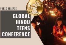 Global Hindu Teens Conference - Press Release