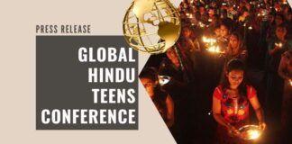Global Hindu Teens Conference - Press Release