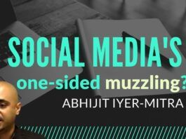 Does Social Media want to eat the cake and have it too? In other words, they want to be a platform for legal purposes but will filter / weed/ shadow ban/ squelch selective voices as they see fit. This is not on, says Abhijit Iyer-Mitra and explains why the Government of India is dragging its feet.