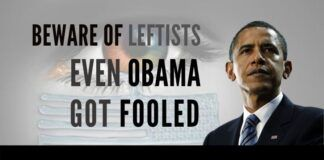 How Obama got fooled by the Leftists in the USA and why it is imperative for Biden to move to the center