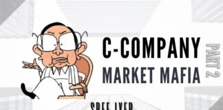 C-Company, Market Mafia are various names of the Deep State of the Financial markets of India