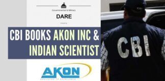 Lady Scientist in DARE booked for false certification of a non-working product