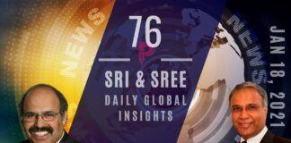 #DailyGlobalInsights #EP76 Biden's 10-day agenda, 4-pronged focus, Honduras caravan, Lady Gaga, J Lo, Tom Hanks & more!