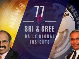 #DailyGlobalInsights #EP77 Preparing for Biden inauguration, amid tight security. Total to invest 2.5 B in Adani company