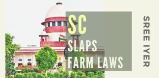 Supreme Court comes down heavily on the Modi Govt. on Farm laws