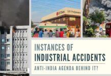 Is there an anti-India agenda which is working on to influence the economic and social fabric of the country?