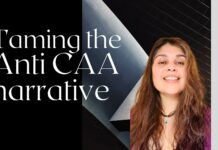 The fake narrative peddling about CAA has started in US schools from middle school (7th grade on) and by the time the Indian American child reaches High School, they are thoroughly confused. In this engaging conversation, Richa Gautam details how she has put together data and facts that when presented before councils, convinced the authorities of the errors and they have in fact accepted them and corrected them. PGurus web post link has all the details at: