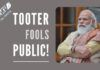 In a brazen attempt to fool users, Tooter creates handles in the names of VIPs!