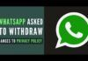 India has told WhatsApp what it needs to do – will it comply?