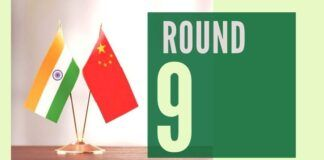 Will the Ninth round of talks between India and China be fruitful or will it be a standoff?