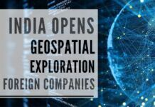 India opens up geospatial exploration to foreign companies, a welcome move