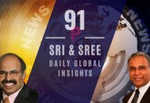 #DailyGlobalInsights #EP91 SFJ behind Farmers' stir; Biden's popularity less than 50% & open to $1400 to a few; AA layoff