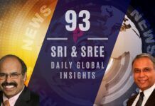 #DailyGlobalInsights #EP93 India's FX reserves rise to $590 Billion and with external debt at $554 billion becomes a Net Creditor. Trump Impeachment Defense to Display Timeline, Images from Capital Storming at Trial. Trump Lawyers to Use Videos of Democrats Allegedly Inciting Violence During Impeachment Defense. Major Covid outbreak in Harbin City, China. All this and more!, with Sri and Sree #SridharChityala