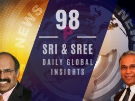 EP 98: Trump impeachment fails by 43-57. 7 GOP Senators face blowback. Meena Harris asked to stop using her proximity to the Veep. #DailyGlobalInsights