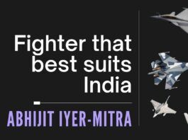 Is Tejas combat-ready? Does India need additional fighter aircraft? What are the disadvantages of the Tejas? How do the others get around these? All this and more by Abhijit Iyer-Mitra.