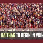 Kumbh Baithak to begin in Vrindavan