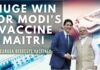 Overlooking the venom spewed by some in the Canadian Government, Prime Minister Modi and MEA S Jaishankar showed immense alacrity and generosity by responding positively to the request of the Canadian government for vaccines. A must watch on some more such initiatives of the Modi govt., as described by Prof Nalapat.
