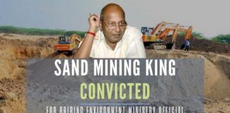 Sand Mining Baron Vaikundarajan's luck runs out, convicted for bribing an Environment Ministry official