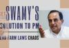 Three sensible suggestions to make the Farm Bill acceptable to one and all from Swamy