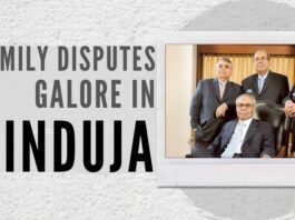 Hinduja family squabbles out in the open as a forgery case is filed against Ajay Hinduja in a Swiss court