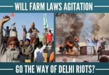 Will Farm laws agitation go the way of Delhi riots?