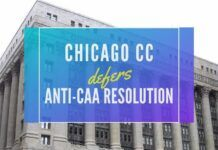 Chicago City Council defers passing Anti-CAA resolution, but it is not over yet