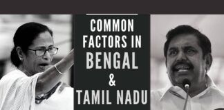 Elections are being bitterly fought in Tamil Nadu and West Bengal with no holds barred campaign