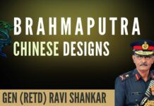 A 360-degree look at the great river of Brahmaputra, its trajectory, reach and some of the environmental concerns arising out of building dams that no one wants to talk about. An in-depth, graphic-rich conversation with Lt Gen Ravi Shankar. You don't want to miss this one.