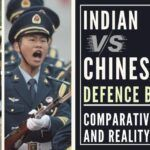 _Chinese & Indian Defence Budgets