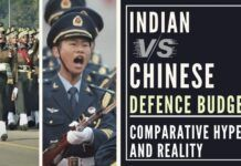 A balanced analysis shows that the gap between Chinese and Indian defence budgets is not as much as it is hyped