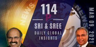 EP 114: SCOTUS refuses to hear Trump's last remaining challenge; surge of illegals along the border, $1.9 Trillion stimulus breakdown and more in Daily Global Insights