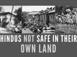 Hindus are not safe in their own land of India for 1000s of years.