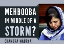 ED grills Mehbooba in a money laundering case